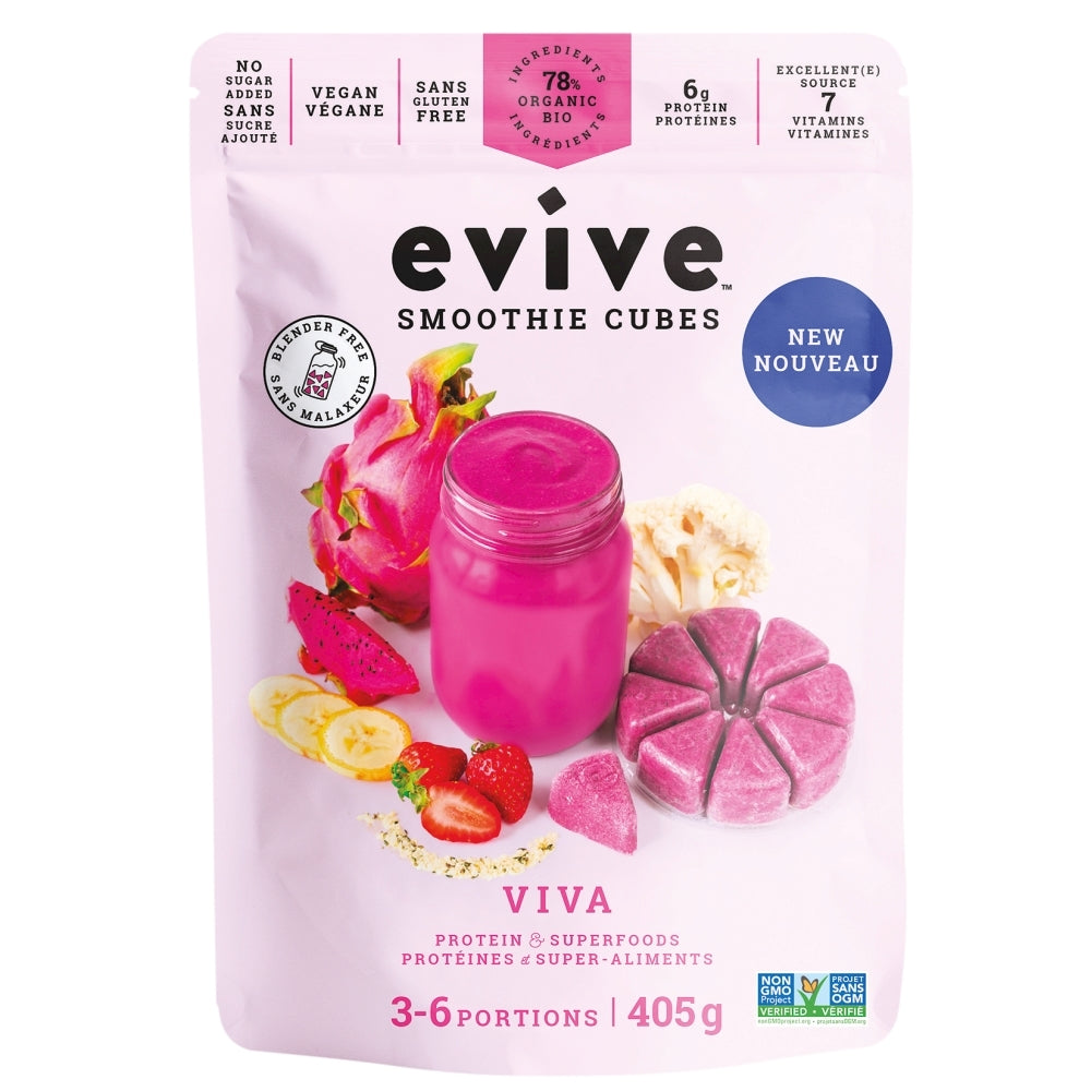 Evive Smoothie Cubes Viva (405g)