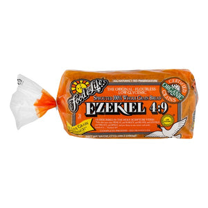 Food For Life Ezekiel 4:9 Sprouted 100% Whole Grain Bread (680g)