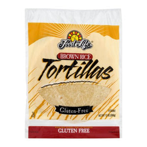 Food For Life Brown Rice Tortillas (6/Pack)