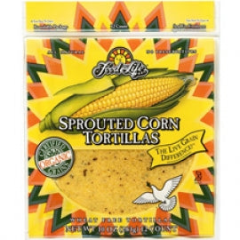 Food For Life Sprouted Corn Tortillas (12/Pack)