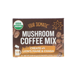 Four Sigmatic Coffee w/ Lion's Mane & Chaga (2.5g)