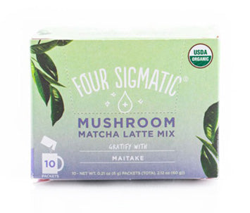 Four Sigmatic Mushroom Matcha Latte Mix (6g)