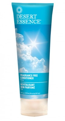 Desert Essence Fragrance Free Conditioner 237ml