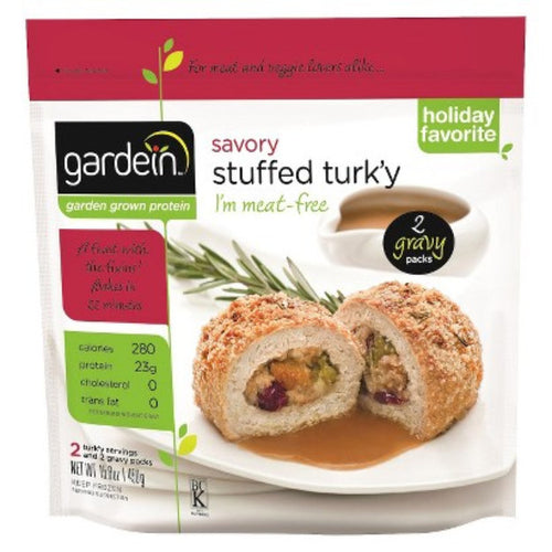 Gardein Vegan Herb Stuffed Turk'y (2/Pack)