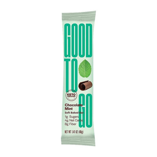 Good to Go Chocolate Mint Bar (40g)