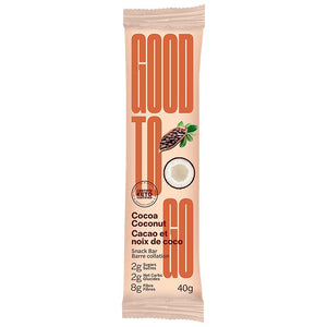 Good to Go Cocoa Coconut Bar (40g)