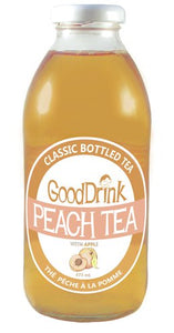 GoodDrink Peach Tea w/ White Tea & Apple (473ml)