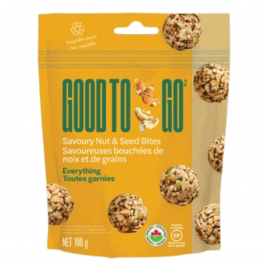 Good to Go Nut & Seed Bites Everything (100g)