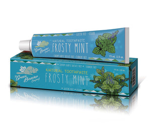 Green Beaver Frosty Mint Toothpaste (75ml)