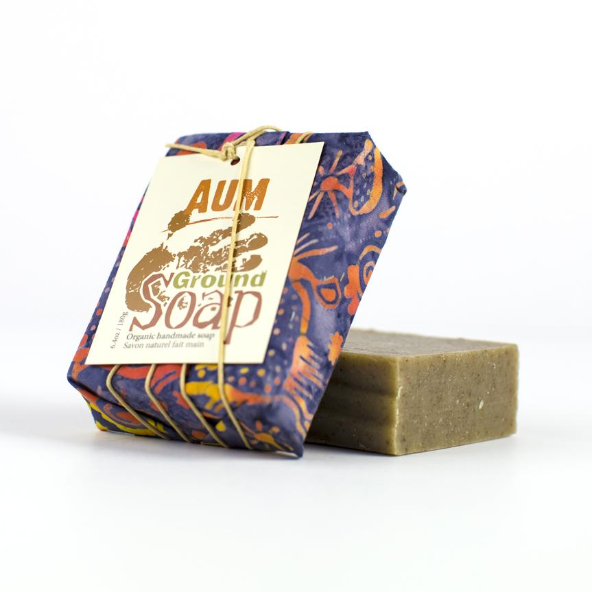 Ground Soap Aum (6.4oz.)