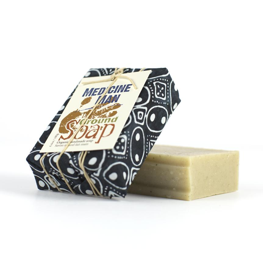 Ground Soap Medicine Man (6.4oz.)