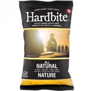Hardbite All Natural Chips 23g