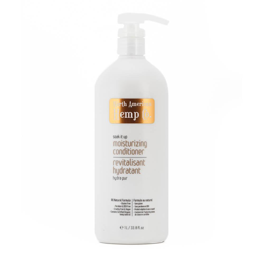 North American Hemp Co. Moisturizing Conditioner (1L)