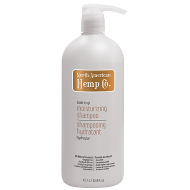 North American Hemp Co. Moisturizing Shampoo (1L)