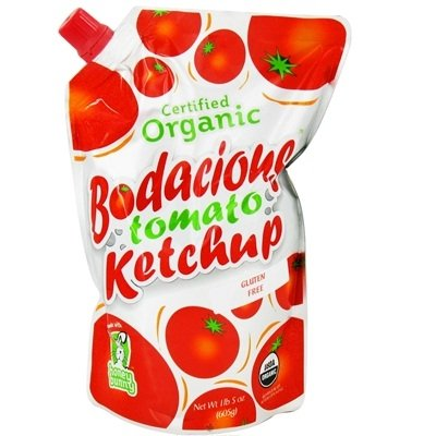 Honey Bunny Bodacious Tomato Ketchup (500ml)