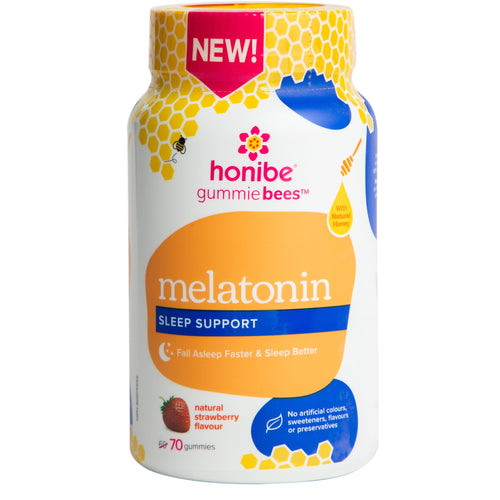 Honibe Melatonin Gummies (70 Gummies)