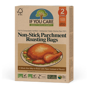 If You Care Non-Stick Parchment Roasting Bags (Extra Large)