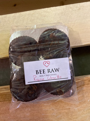Bee Raw Raisin Glosette Cups