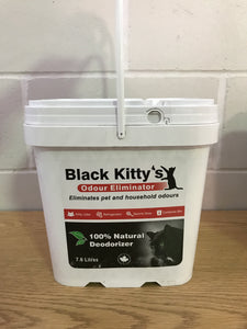 Black Kitty Charcoal Odour Eliminator (7.6L)