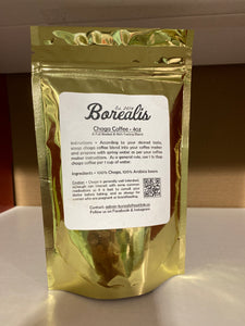 Borealis Chaga Coffee Blend (4oz.)