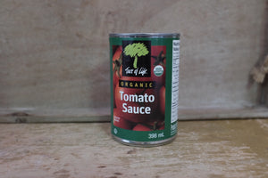 Tree of Life Organic Tomato Sauce (398ml)