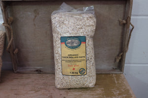 Willow Creek Thick Rolled Oats (1.50kg)