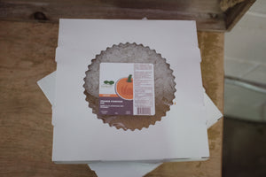 Over the Hill Orchards Pumpkin Pie