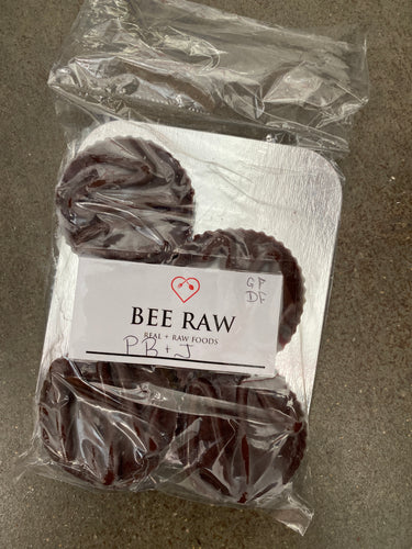 Bee Raw PB & J Cups