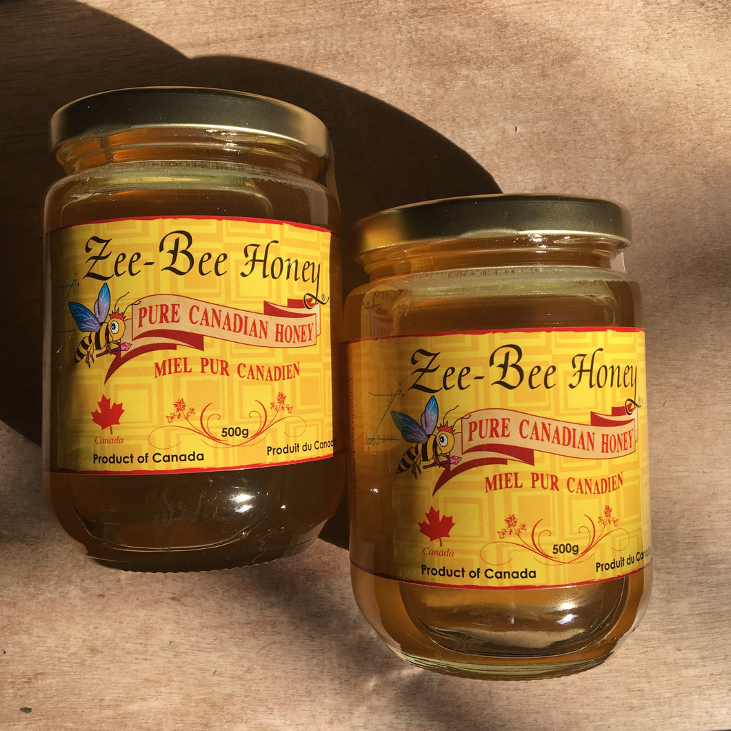 Zee-Bee Liquid Honey (500g)