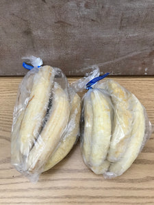 Frozen Bananas (6/Pack)