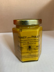 Polinsky Honey Plus Pollen 225g