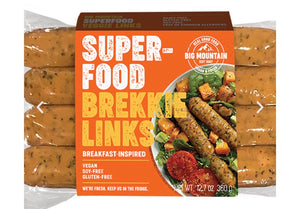 Big Mountain Foods Vegan Superfood Brekkie Links (300g)