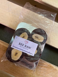 Bee Raw Banana Nut Crunch Cups