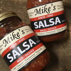 Mike's Mild Anise Salsa 450ml