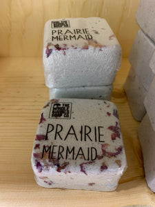 The Whole Buffalo Soap Co. Prairie Mermaid Bath Bomb (115g)