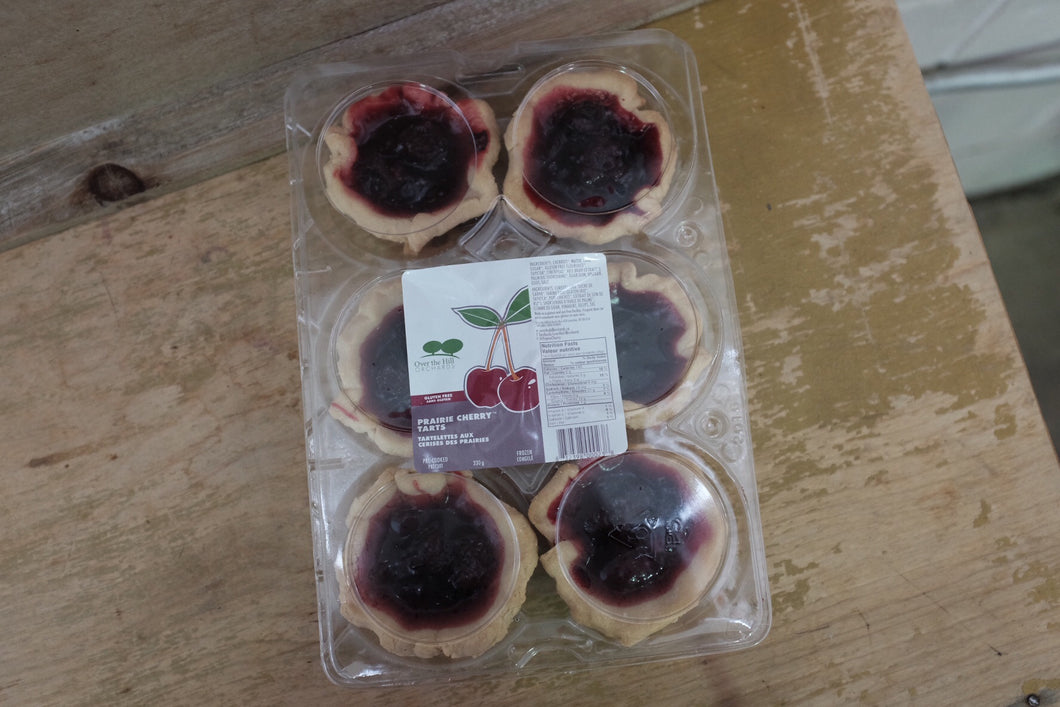 Over The Hill Orchards Prairie Cherry Tarts (330g)