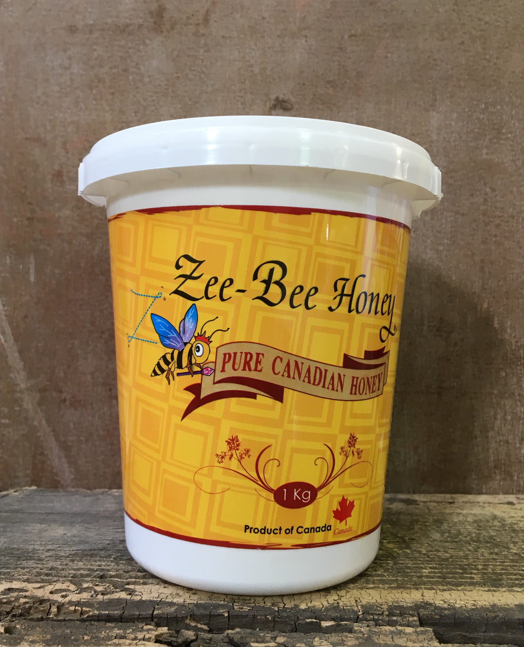 Zee-Bee Creamed Honey (1kg)