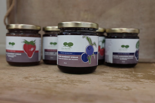 Over The Hill Orchards Prairie Blueberry Spread (250ml)