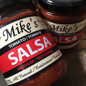 Mike's Medium Salsa (450ml)