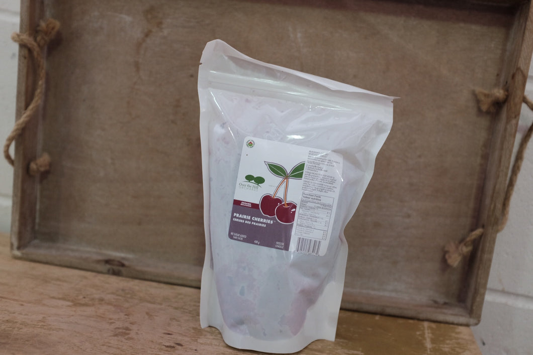 Over The Hills Orchards Frozen Cherries (400g)