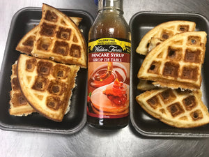 The Rolling Pin Keto Waffles (4 Pack)