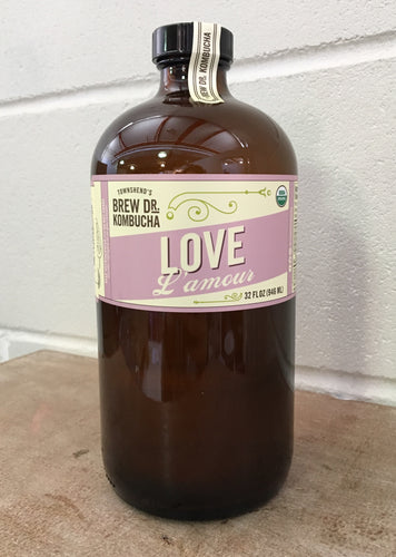 Brew Dr. Love Kombucha 946ml