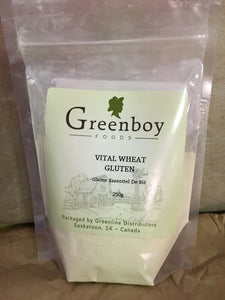 Greenboy Foods Vital Wheat Gluten (250g)
