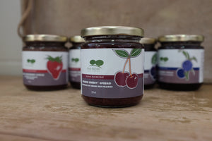 Over The Hill Orchards Prairie Cherry Spread (250ml)