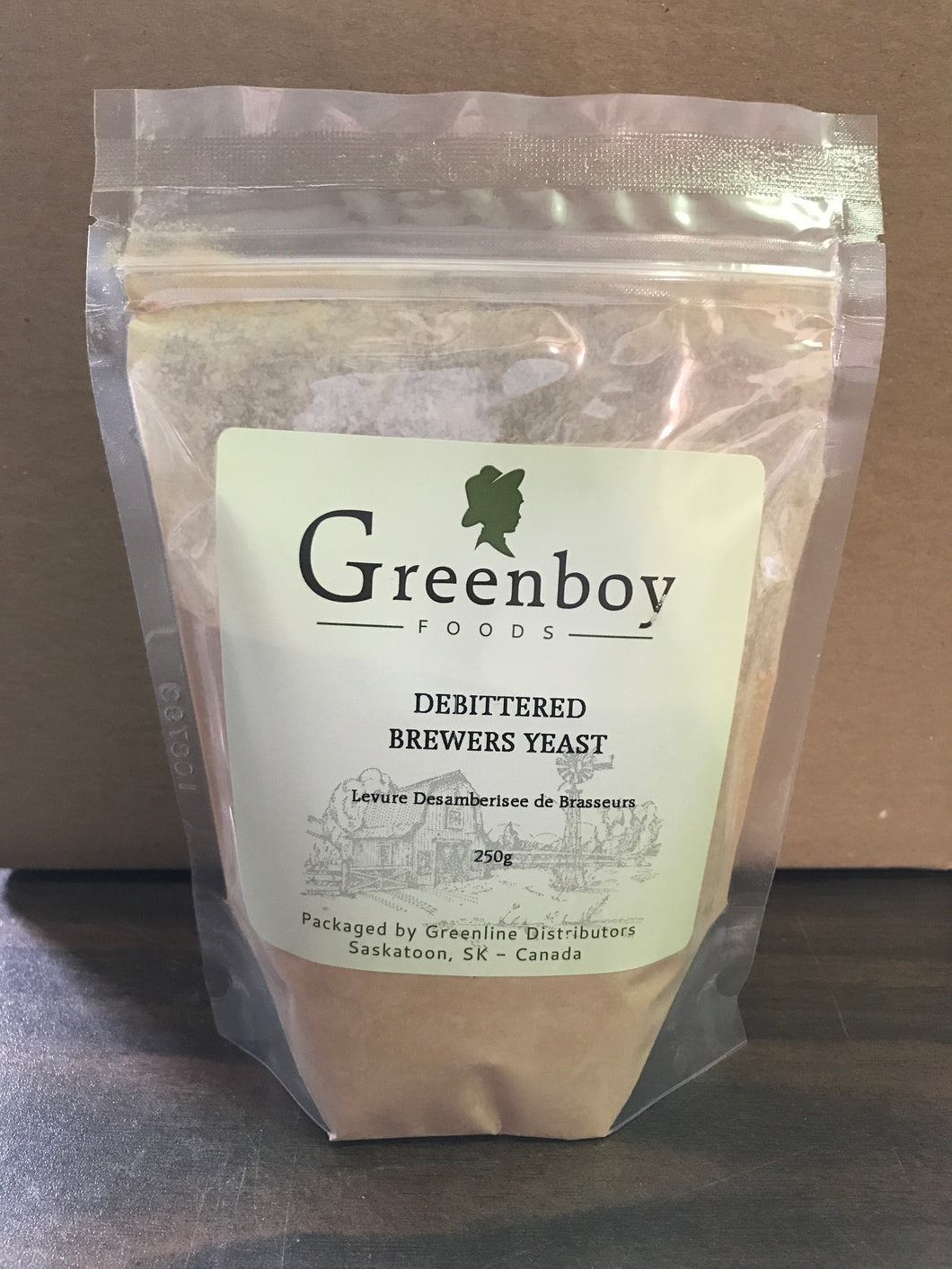Greenboy Foods Brewers Yeast (250g)