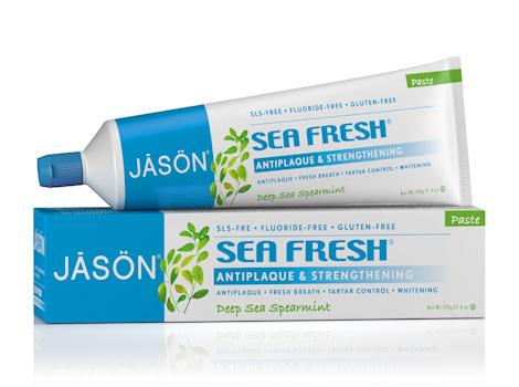 Jason Sea Fresh Toothpaste (170g)