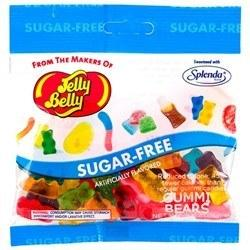 Jelly Belly Sugar-Free Gummi Bears (79g)