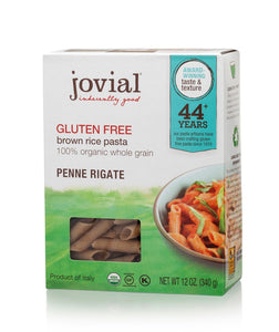 Jovial Brown Rice Penne Pasta (340g)