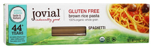 Jovial Brown Rice Spaghetti Pasta (340g)