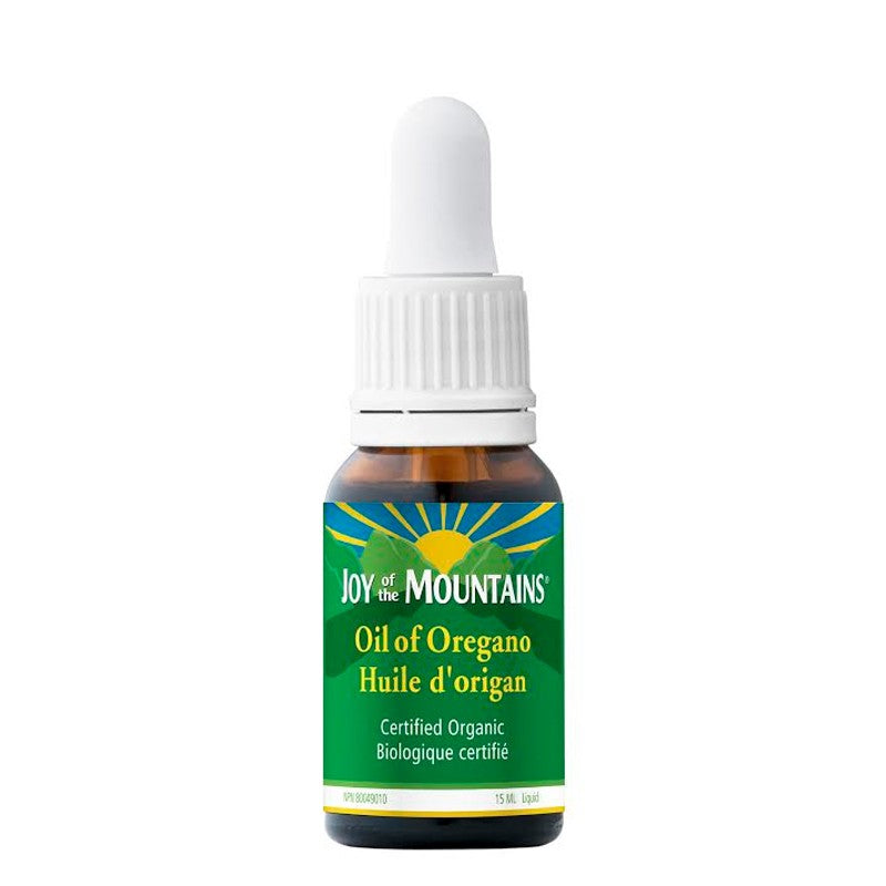 Joy of the Mountain Oil of Oregano (15ml)